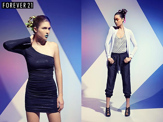 Forever 21 Fashion Advertising Campaign by Chris Kilkus