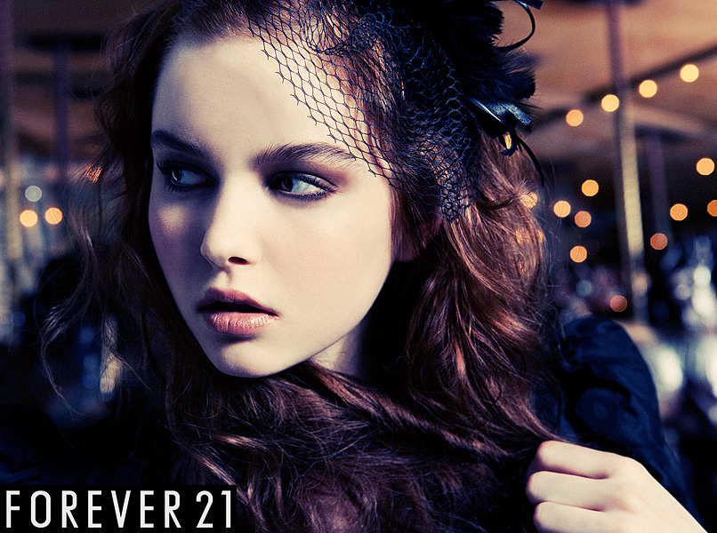 Forever 21 Fashion Campaign by Christopher Kilkus