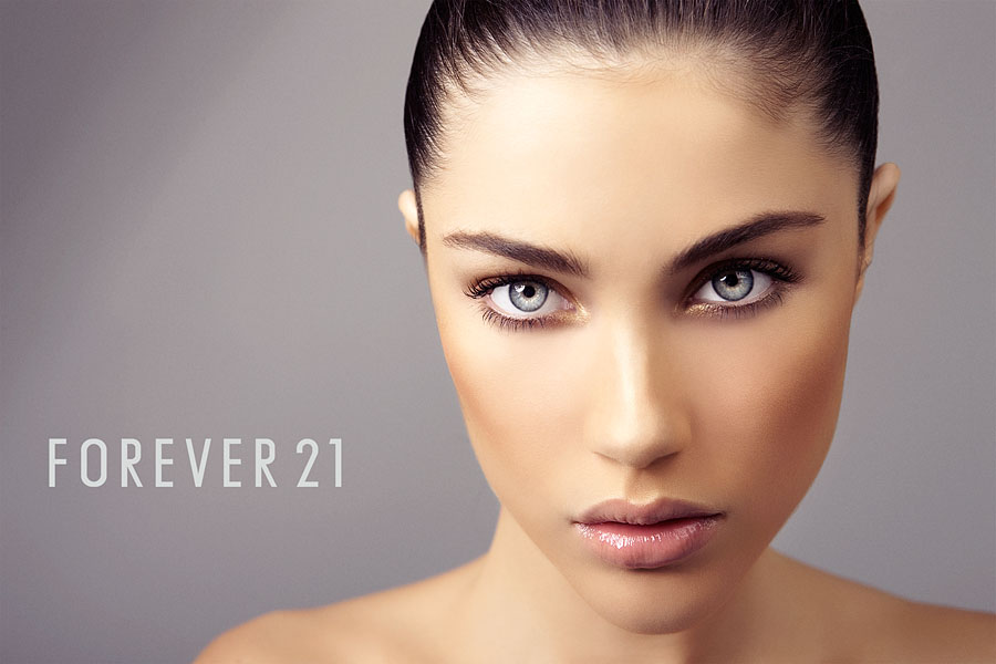Forever 21 Beauty by Christopher Kilkus