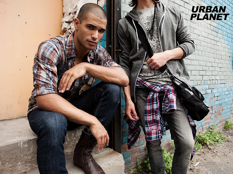 Urban Planet Fashion Campaign by Chris Kilkus Photography