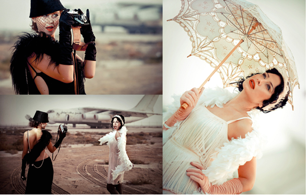The 1920s Shoot With Celeste Van Rooyen